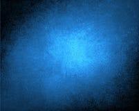 Η μπλε σύσταση υποβάθρου για τον ιστοχώρο ή η γραφική τέχνη σχεδιάζει το στοιχείο, γρατσουνισμένη σύσταση γραμμών Στοκ Φωτογραφία