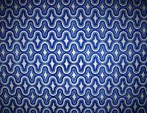 Η μπλε Groovy (σύντομο χρονογράφημα) Στοκ φωτογραφία με δικαίωμα ελεύθερης χρήσης
