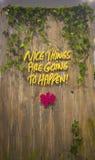 Η μυστική διακόσμηση λουλουδιών θέματος κήπων κατά τη διάρκεια του διάσημου ετήσιου λουλουδιού Macy s παρουσιάζει Στοκ Εικόνα