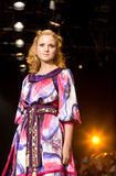 η μόδα θηλυκή όμορφη πρότυπη &R Στοκ φωτογραφία με δικαίωμα ελεύθερης χρήσης