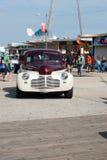 η μόδα αυτοκινήτων παλαιά εμφανίζει Στοκ Φωτογραφία