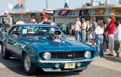 η μόδα αυτοκινήτων παλαιά εμφανίζει Στοκ Εικόνες