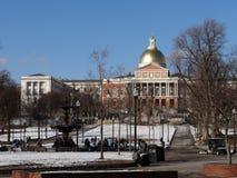 Η νέα Βουλή, Βοστώνη στοκ εικόνες με δικαίωμα ελεύθερης χρήσης