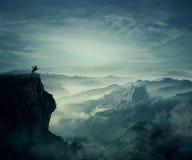 Η νέα γη ανακαλύπτει στοκ φωτογραφία με δικαίωμα ελεύθερης χρήσης