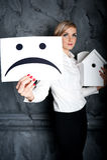 Η νέα επιχειρησιακή κυρία   Στοκ εικόνα με δικαίωμα ελεύθερης χρήσης