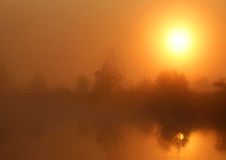 Η νέα ημέρα έρχεται Στοκ Φωτογραφία