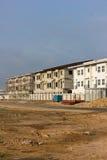 Η νέα κατασκευή ανάπτυξης condo Στοκ φωτογραφία με δικαίωμα ελεύθερης χρήσης