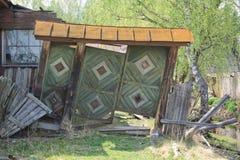 Η νέα πύλη Στοκ Εικόνες