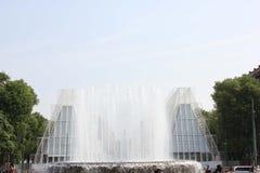 Η νέα πύλη EXPO στο Μιλάνο Στοκ εικόνα με δικαίωμα ελεύθερης χρήσης