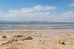 Η νεκρή θάλασσα Στοκ εικόνα με δικαίωμα ελεύθερης χρήσης