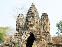 Angkor Thom, Καμπότζη Στοκ φωτογραφίες με δικαίωμα ελεύθερης χρήσης