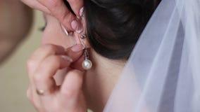 Η νύφη φορά τα σκουλαρίκια φιλμ μικρού μήκους