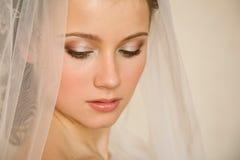 Η νύφη Στοκ εικόνες με δικαίωμα ελεύθερης χρήσης