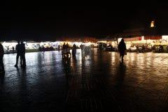 Η νύχτα Στοκ φωτογραφία με δικαίωμα ελεύθερης χρήσης