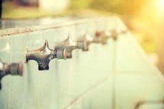 Η ξηρασία, νερό δεν ρέει στοκ φωτογραφίες με δικαίωμα ελεύθερης χρήσης