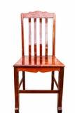 Η ξύλινη καρέκλα απομονώνει στοκ εικόνες με δικαίωμα ελεύθερης χρήσης