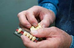 η οδοντική MAC Στοκ Φωτογραφίες