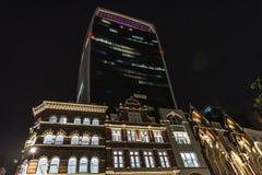 20 η οδός Fenchurch είναι ένας ουρανοξύστης στο Λονδίνο, Αγγλία UK στοκ εικόνα