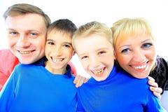 η οικογένεια απομόνωσε τ στοκ φωτογραφίες με δικαίωμα ελεύθερης χρήσης