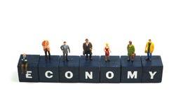 η οικονομία που πηγαίνει  στοκ εικόνες με δικαίωμα ελεύθερης χρήσης