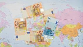 Η οικονομία της ΕΕ Στοκ Εικόνα