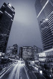 Η οικονομική περιοχή του Παρισιού Στοκ φωτογραφία με δικαίωμα ελεύθερης χρήσης