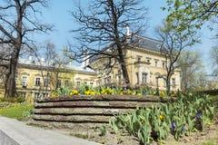 Η οικοδόμηση της προηγούμενης Royal Palace Σήμερα το εθνικό γκαλερί τέχνης στη Sofia Στοκ Εικόνες