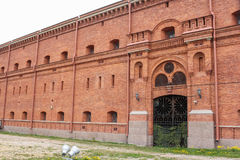 Η οικοδόμηση του οπλοστασίου Petrovsky Στοκ Εικόνες