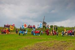 η ολλανδική συντεχνία φε Στοκ φωτογραφίες με δικαίωμα ελεύθερης χρήσης