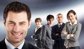 η ομάδα ηγετών του στοκ φωτογραφία με δικαίωμα ελεύθερης χρήσης