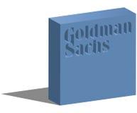 Η ομάδα της Goldman Sachs Στοκ Φωτογραφίες