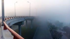 Η ομίχλη Στοκ Φωτογραφίες
