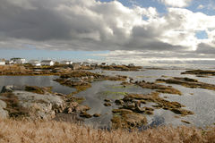 Η ομορφιά γη-Newtown Στοκ Εικόνα