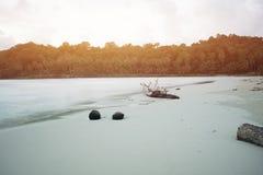 Η ομορφιά της παραλίας Στοκ Εικόνες