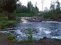 Η ομορφιά της φύσης τη θερινή ημέρα Στοκ Φωτογραφίες