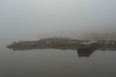 Η ομορφιά του κόλπου γη-λαγών Στοκ φωτογραφία με δικαίωμα ελεύθερης χρήσης