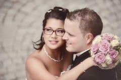 Η ομορφότερη ημέρα στη ζωή - ο γάμος Στοκ Εικόνες