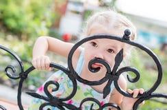 η δορά κοριτσιών λίγα που &pi Στοκ φωτογραφίες με δικαίωμα ελεύθερης χρήσης