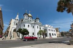 Η Ορθόδοξη Εκκλησία στην Αβάνα, Κούβα Στοκ Εικόνες