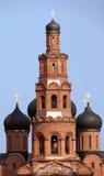 Η Ορθόδοξη Εκκλησία στοκ φωτογραφίες