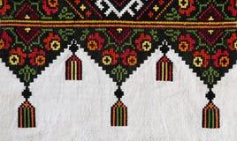Η ουκρανική διακόσμηση Στοκ Φωτογραφίες