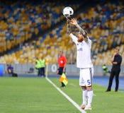 Η ουκρανική Premier League: Δυναμό Kyiv εναντίον Oleksandria Στοκ εικόνες με δικαίωμα ελεύθερης χρήσης