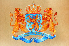 Η ολλανδική κάλυψη των όπλων Στοκ φωτογραφίες με δικαίωμα ελεύθερης χρήσης