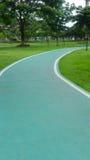 Η πάροδος για το τρέξιμο και το περπάτημα Στοκ φωτογραφία με δικαίωμα ελεύθερης χρήσης