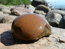 Η πέτρα Στοκ φωτογραφίες με δικαίωμα ελεύθερης χρήσης