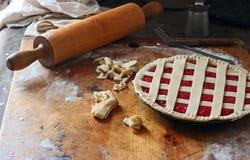 Η πίτα βρωμίζει Στοκ φωτογραφίες με δικαίωμα ελεύθερης χρήσης