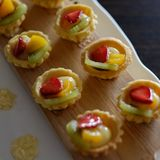 Η πίτα φρούτων στοκ φωτογραφία με δικαίωμα ελεύθερης χρήσης