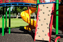 Η παιδική χαρά αναρριχείται Στοκ εικόνα με δικαίωμα ελεύθερης χρήσης
