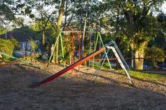 Η παιδική χαρά, Novo Hamburgo, Rio Grande κάνει τη Sul, Βραζιλία στοκ φωτογραφίες με δικαίωμα ελεύθερης χρήσης