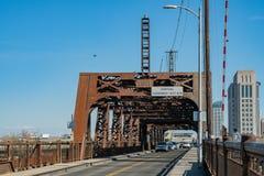 Η παλαιά γέφυρα οδών Ι Στοκ φωτογραφίες με δικαίωμα ελεύθερης χρήσης